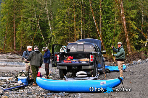 It's Coho Season on the Squamish